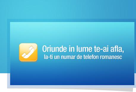 Suna Romania. Telefon Romania